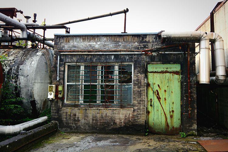 GERMANY🇩🇪DEUTSCHERLAND@ Working Hard Ruhrgebiet Hattingen Herichshütte Rotten Places