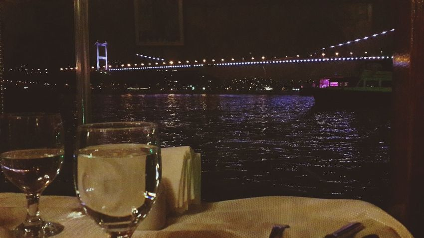 LastNight Dinner Istanbul - Bosphorus Peacefully
