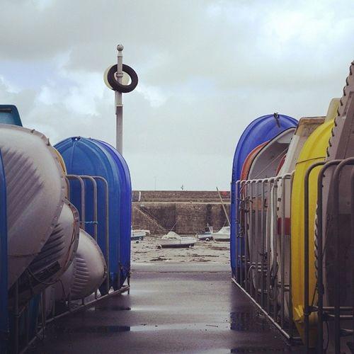 Bleu Jaune Etc Roscoff port breizhinstagramer