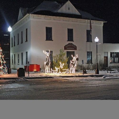 The Civil War-era McDonald County! Missouri courthouse. One of three in county. Google McDonald County Missouri History for a somewhat bloody past full of feuds and felons. Old Courthouse Courthouse At Christmas Nightlit Old Courthouse Available Light Photography Historic Popular Stop Courthouse On The Square Smalltown Treasure Nightime Christmas