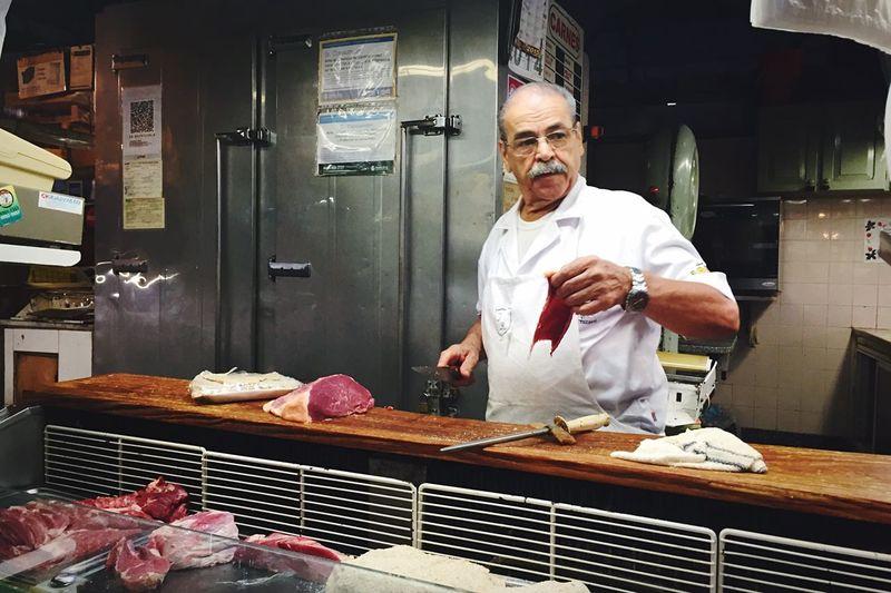 Meat. Meat.
