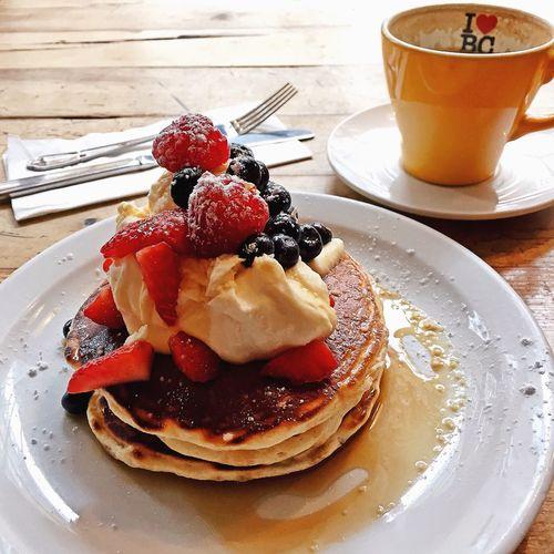 How You Celebrate Holidays Brunch Metime Mornings TheBreakfastClub Pancakes Happyfood