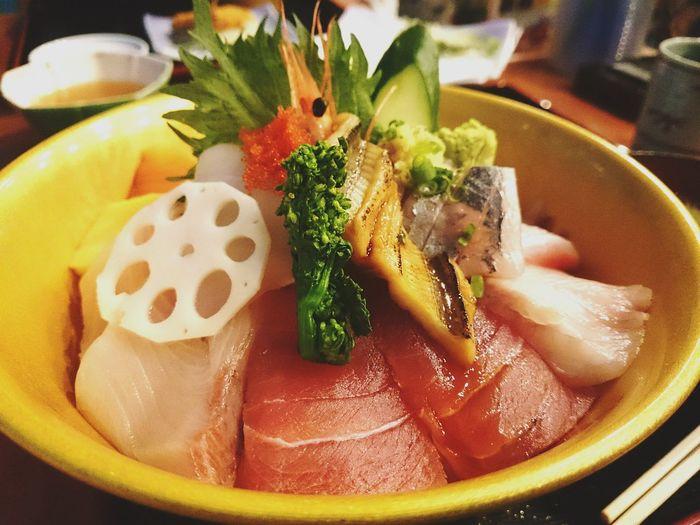 千葉 海鮮丼 お出掛け Japanese  JapaneseStyle Japanese Food