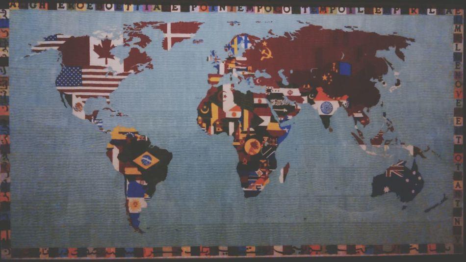 World Babilon Road Trip Colors