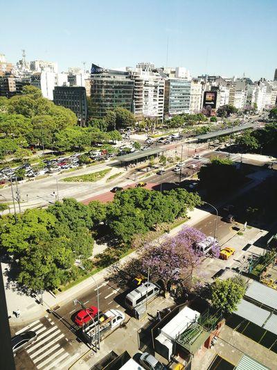 Avenida9dejulio Caba Beatuful Day