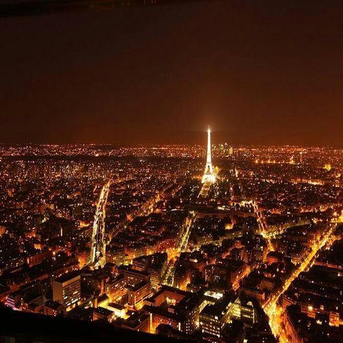 Baptème hélico au-dessus de Paris