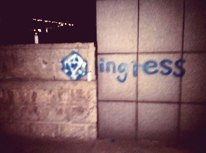 涂鸦 Ingress