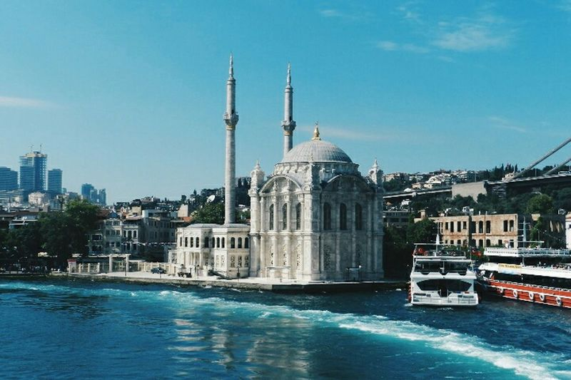 I think my favorite mosque in İstanbul. This little one so gorgeous. Also i love Ortaköy so much too Eyeem Turkey Eye4photography  EyeEm Best Shots Photooftheday Ortaköy Ortaköy Mosque Bosphorus Ortaköycamii