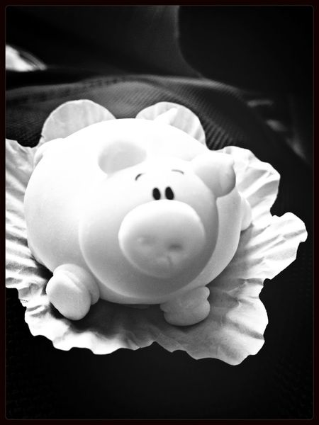 The cutest sweet ever ^^ I don't have enough corage to eat it :|