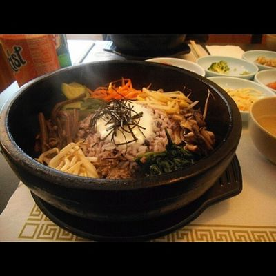 Over the summer Korean Food Summer Photography