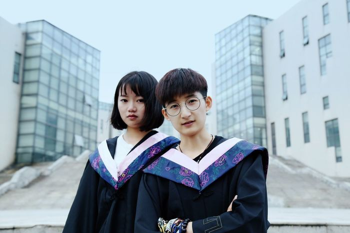 Graduation day College Life College Girl  l Most Stunning Shot