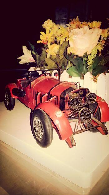 miniature car Art