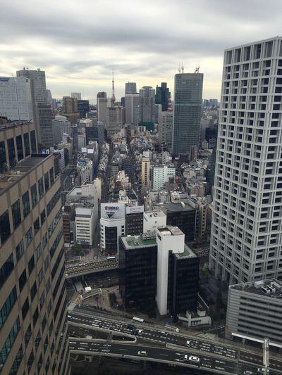 Hi,Tokyo Tower!