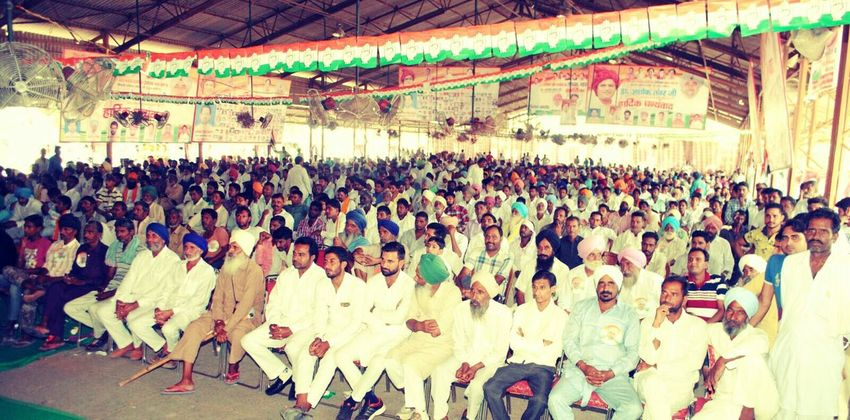 Great Crowd Rally13/9/2015 Rally Day LALI RATIA HPCC India