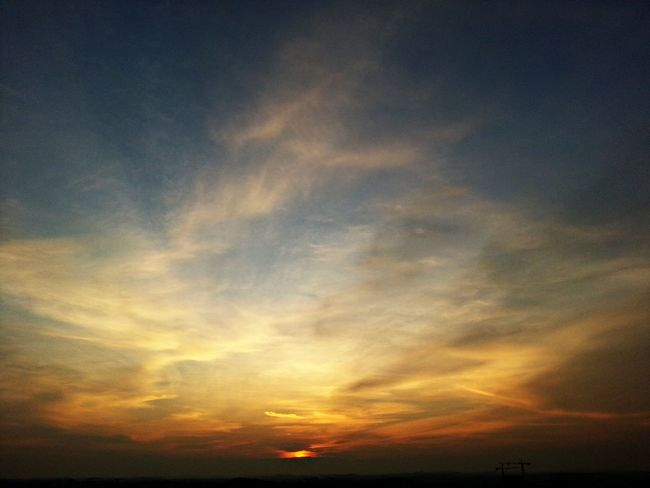 Sunset 120414 Cloud And Sky Sky And Clouds Sky Sunset