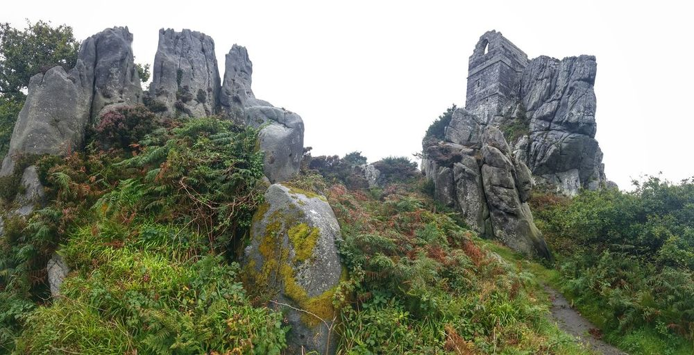 Roche Rock Hermitage iv Rock Formation Tranquil Scene Landscape Remote Tourism Hermit