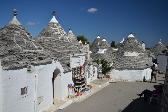Alberobello Amazing Color Colors Colorsplash Day Love Nature_collection Plant Puglòie Puisaye Trulli Trulli Houses