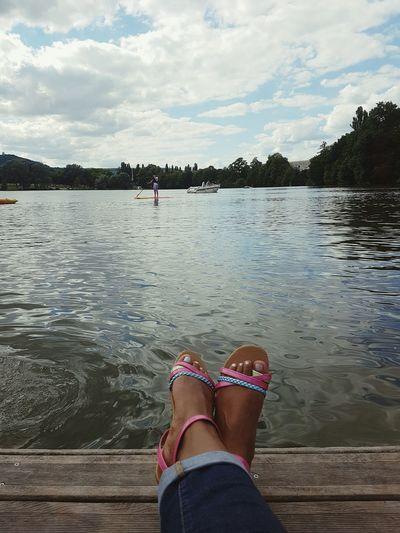 Enjoying Life Enjoying Life Enjoying The Sun Fuß Sandals The Week On EyeEm Metz, France