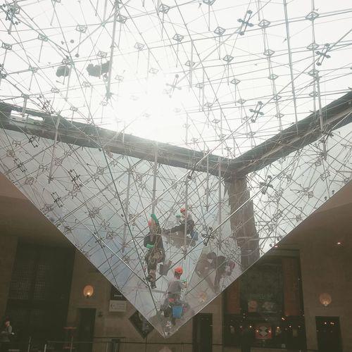 Instgramphoto Musée Du Louvre Thursday Workingman My Favorite Photo September 2016