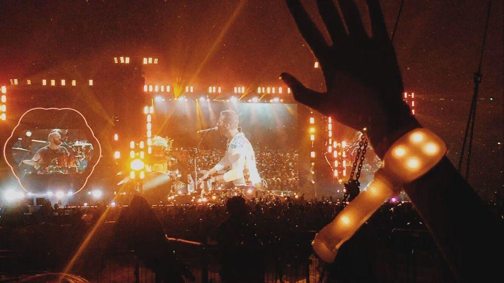 Coldplaysingapore AHFODtour Fixyou Music