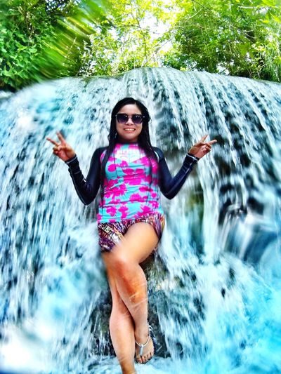 Nature Photography Tinandayagan Falls And Resort Falls Sunglasses On EyeEmNewHere Art Is Everywhere Falls ❤ Adventure The Photojournalist - 2017 EyeEm Awards The Portraitist - 2017 EyeEm Awards The Great Outdoors - 2017 EyeEm Awards Live For The Story Summer Exploratorium