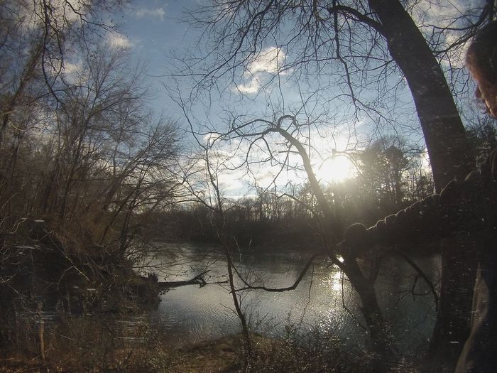 Hello World Check This Out Hanging Out Enjoying Life Hi! Taking Photos Day Out Nature Biking World Lake Trees Dramatic Chattahoochee River Stick Love Outside Outdoor Photography Outdoors Outdoor Outside Photography Photography Trees And Sky Landscapes With WhiteWall