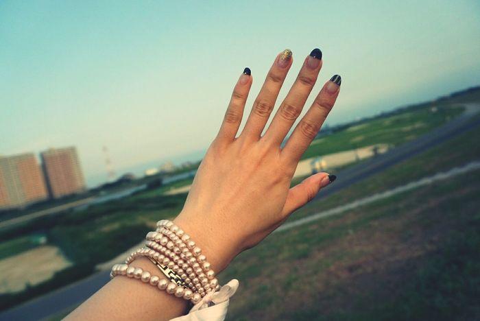 Hand ネイル