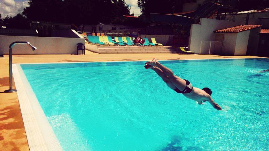 Vacances Soleil#piscine☀