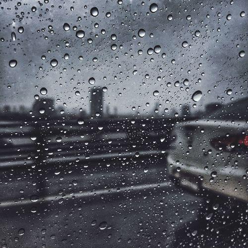 Rain Bangkok Thailand