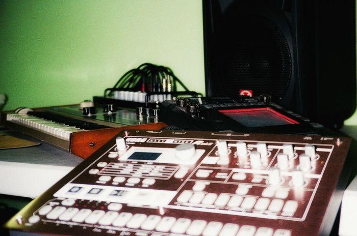 audio recording studio Indoors  Arts Culture And Entertainment No People Technology Audio Audio Equipment Audio Electronics Audio Studio Audioengineering Audiomixer Studiogear