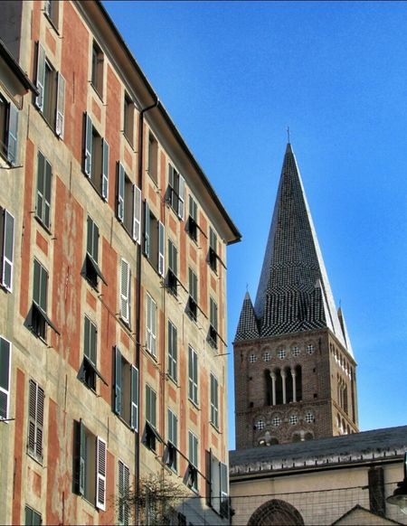 Italy Streetphoto_color Lookingup Eye4photography  Cityworldwide