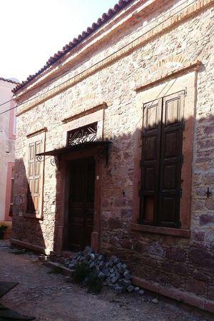 Turkey Balikesir Cunda Island Hanging Out Enjoying Life Sweet♡ Windows Door Ayvalik 🐚🐳🐬🏊 Relaxing Taking Photos Old Old House Pretty♡