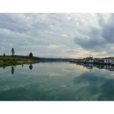 My Day begins! Lake Tn Morning