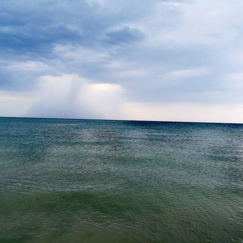 Sea Water Cloud - Sky Sky Nature Horizon Over Water Tempest Tempesta Bellezza Fantastic View Sky_collection Skyline Landscape Skylover Mare Followme Followforfollow Followers Adriatico Beach Beach Photography Beachlife Beach View Seaside Panorama