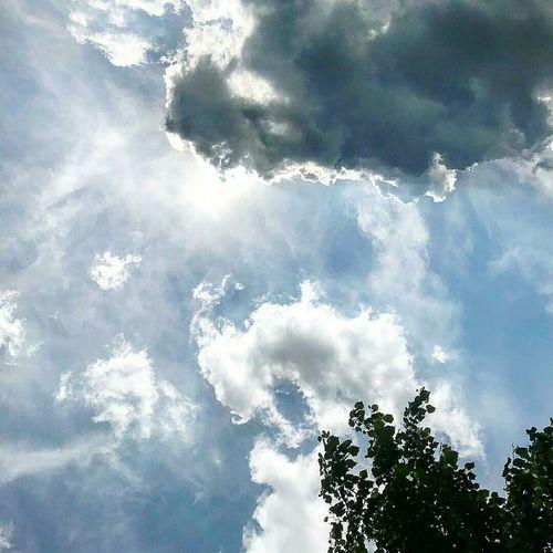 Dreaming.... Anewbeginning Mountain Calm Cumulus Cloud Fluffy Cumulonimbus Cumulus Wispy Cloudscape Tranquil Scene