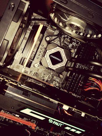 PC Inteli7 Gtx1070