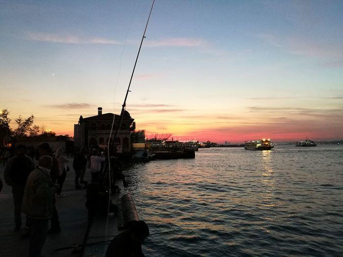 Kadıköy Kalkedon Sunset