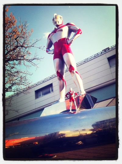 Impossible Moments Ultraman Ultra Town Stifanibrothers
