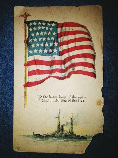Antique Worldwar1 Postcards 1917