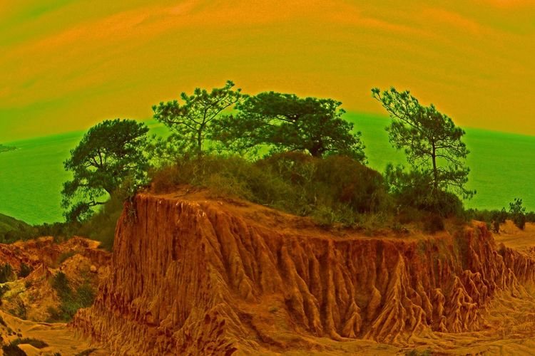 Broken Rock Taking Photos Cliffs Landscape_Collection Eyeem Nature And Landscape Collection