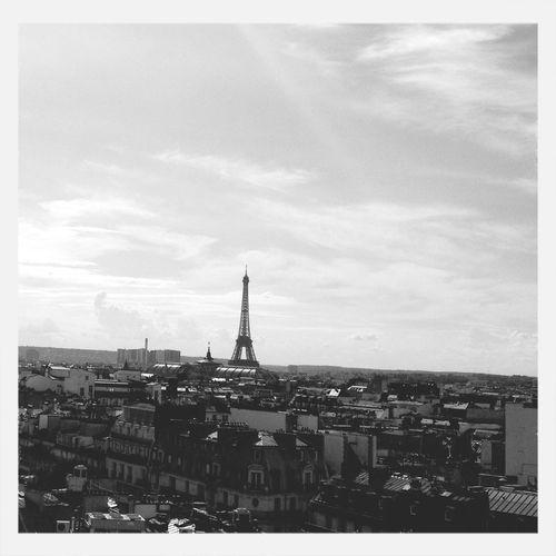 Paris ! Paris TerrasseLePrintemps Toureiffel