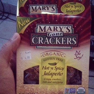 Snacktime Nongmoproject Marysgonecrackers Hotnspicy Jalapeno