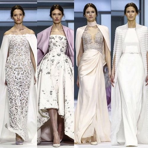 Repost from @mertaslanfashion BestofCouture Spring2015Couture Ralph&Russo Ralphandrusso Hautecouture fashion style
