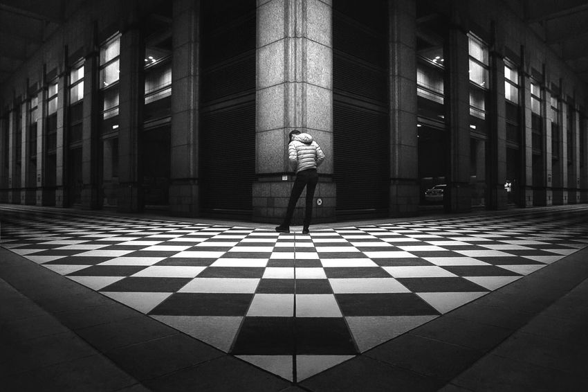 Garden Place. Blackandwhite Monochrome Light And Shadow Streetphotography Streetphoto_bw Enjoying Life Tokyo
