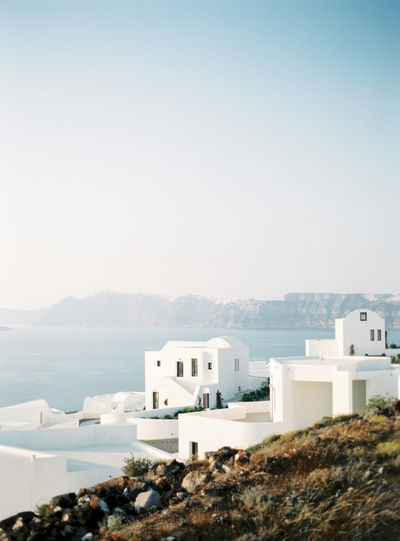 Greek Islands Greek Summer Santorini Island Santorini, Greece Architecture Greece Greek View House Santorini Santorini View Sea White Houses