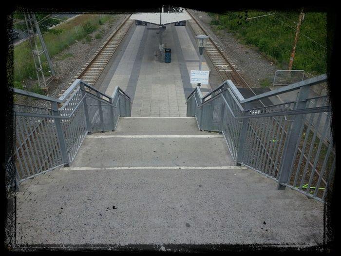 Waiting Stairs