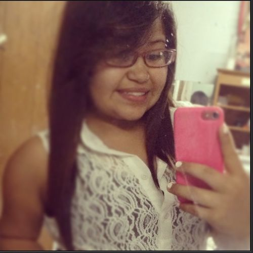 Hi, my name is Maria Castanon<3