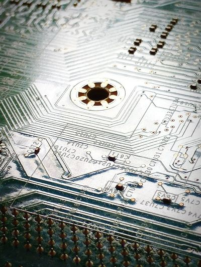 Close Up Technology Electronic Computer