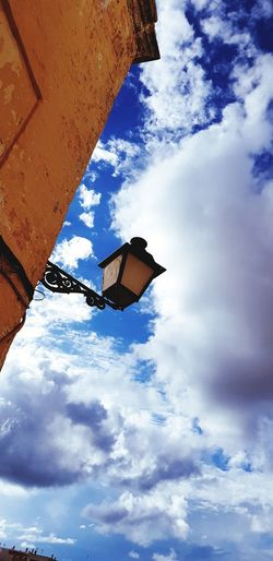 Street Lamp Old Town Sky Cloud - Sky Architecture Dramatic Sky Historic