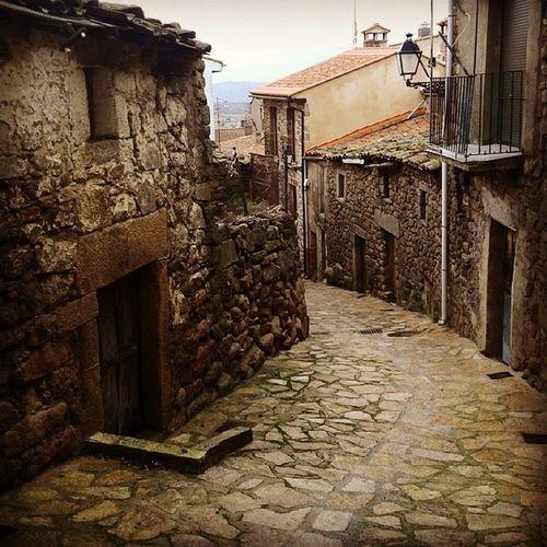 Las calles de mi pueblo (XVIII) ZamoraExperience Fermoselle